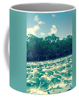 Foamy Water Coffee Mug