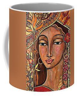 Bird Of Paradise Coffee Mugs