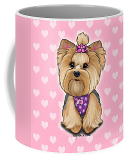 Fofa Hearts Coffee Mug