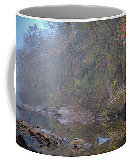 Fog And Color Coffee Mug
