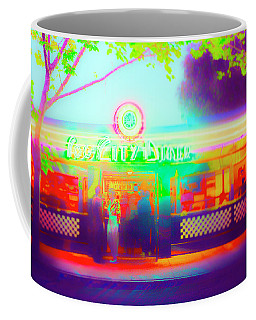 Fog City Diner II Coffee Mug