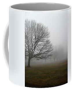 Fog Coffee Mug by John Scates