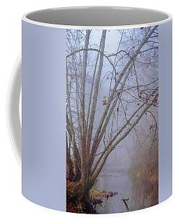 Fog On Buffalo Creek 1 Coffee Mug