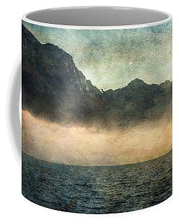 Fog On Garda Lake Coffee Mug
