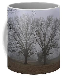 Fog On The Yorktown Battlefield Coffee Mug