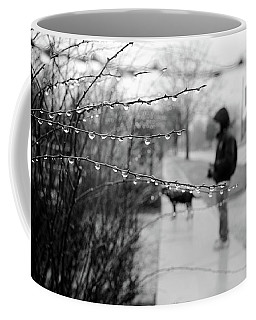 Fog Rain Coffee Mug