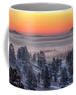Foggy Dawn Coffee Mug