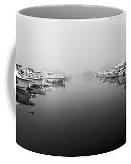 Foggy Day Banagher Coffee Mug
