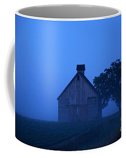 Foggy Day In The Country Coffee Mug
