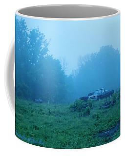 Foggy Days Gone By Coffee Mug