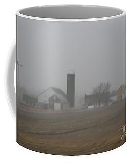 Foggy Evening Coffee Mug
