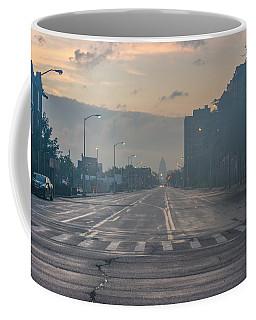 Foggy Fisher Color Coffee Mug