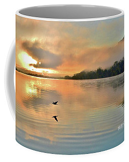 Foggy Flight Coffee Mug