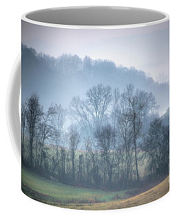 Foggy Hills Coffee Mug