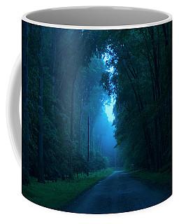 Foggy Light Coffee Mug