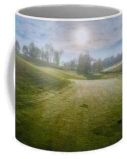 Foggy Look Back Coffee Mug