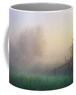 Foggy Morning Coffee Mug