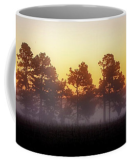 Foggy Ozark Morning  Coffee Mug
