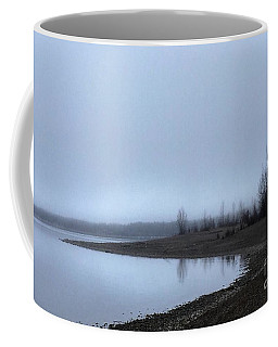 Foggy Water Coffee Mug