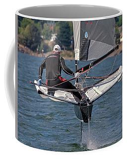 Foiling The Gorge Coffee Mug