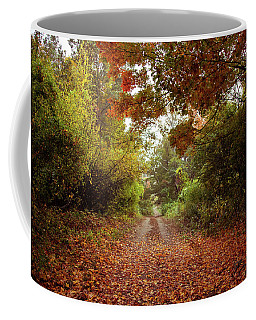 Foliage Coffee Mug by Lilia D