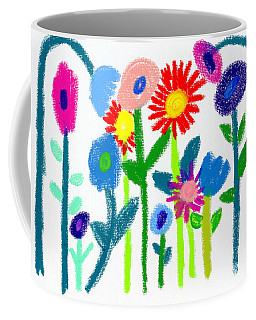 Folk Garden Coffee Mug