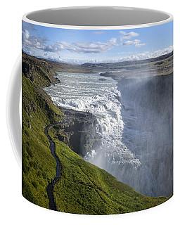 Follow Life's Path Coffee Mug