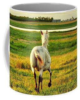 Follow My Lead Coffee Mug