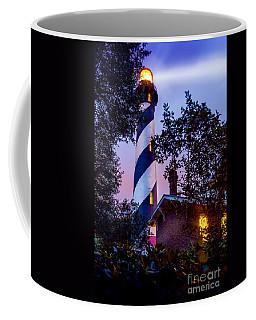 Follow The Light Coffee Mug