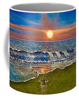 Follow The One True Light Coffee Mug