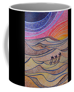 Follow The Star   Coffee Mug