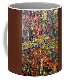 Follow Through Coffee Mug