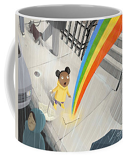 Follow Your Rainbow Coffee Mug