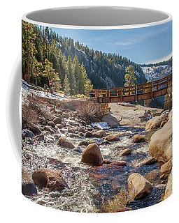 Following The Falls Coffee Mug