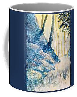 Following The Path Coffee Mug