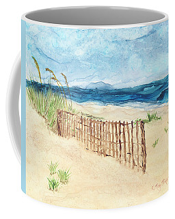 Folly Field Fence Coffee Mug