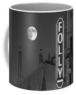Folly Theatre Kansas City Coffee Mug
