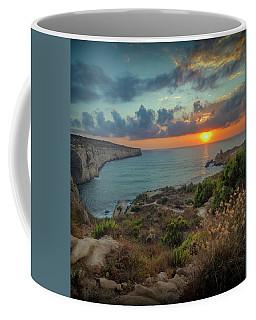 Fomm Ir-rih  Wind's Mouth  Coffee Mug