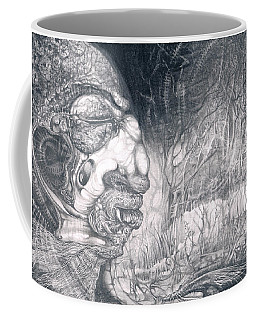 Fomorii Warrior Coffee Mug