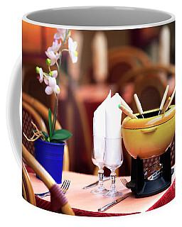 Fondue Coffee Mug