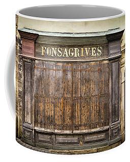Fonsagrives In Saint-antonin-noble-val Coffee Mug by RicardMN Photography