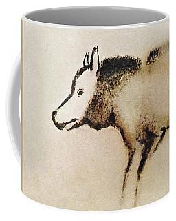 Font De Gaume Wolf Coffee Mug
