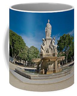 Fontaine De Pradier Coffee Mug
