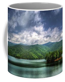 Fontana Lake Lighter Coffee Mug