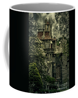 Fonthill With Storm Clouds Coffee Mug