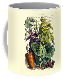 Food Art Coffee Mug