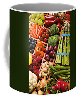 Food Compartments  Coffee Mug