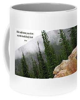 Food For Thought Coffee Mug by Rhonda McDougall