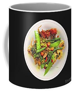 Food Plate One Coffee Mug