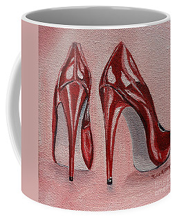 Foot Candy Coffee Mug